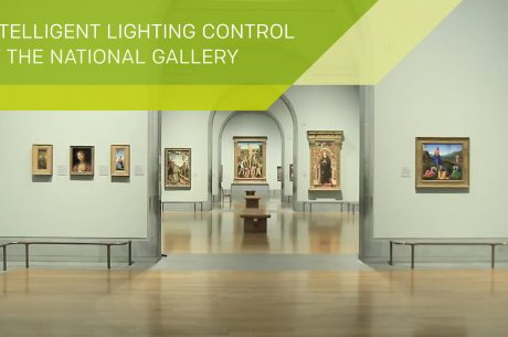 Behind the scenes at the National Gallery