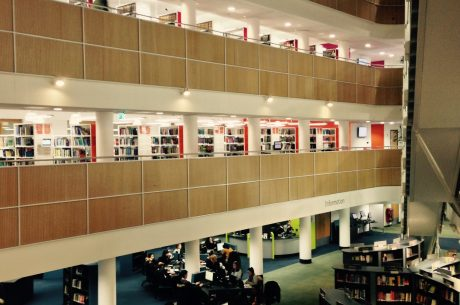 Library gets the LiGO treatment at Nottingham Trent University